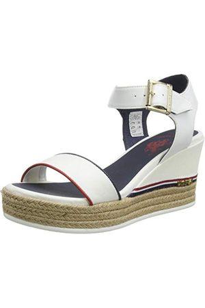 U.S. Polo Assn. U.S. POLO ASSN. Michela dames sandalen met enkelband