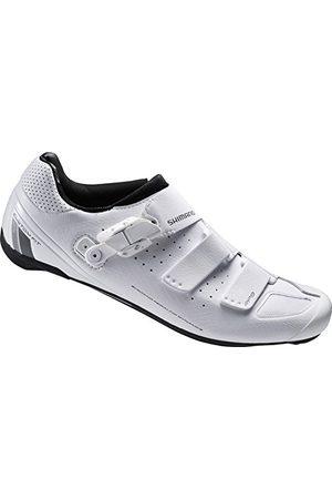 Shimano Volwassen fietsschoenen racefietsschoenen SH-RP9W GR. 42 breed SPD-SL klittenband/ratel. CF, meerkleurig