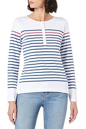 Armor.lux Marinière ML T-shirt dames