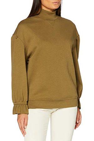 Urban classics Turtleneck Crew Sweatshirts voor dames