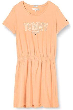 Tommy Hilfiger Meisjes jersey thee jurk S/S jurk