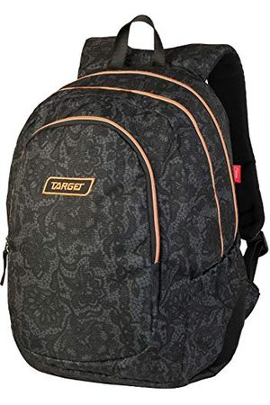 TARGET BACKPACK 3 ZIP DUEL LACE 26706