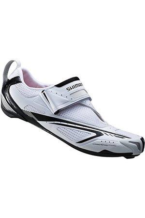Shimano Fietsschoenen voor volwassenen Triathlonschoenen SPD-SL klittenbandsluiting, meerkleurig, 42