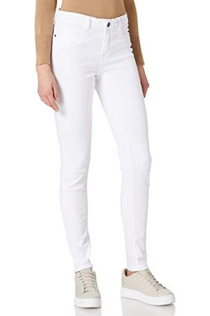 Noisy May NMLUCY NW AZ140WH BG NOOS Jeans, Bright White, 30/32