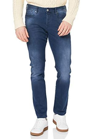 Scotch&Soda Heren Nos Ralston - Concrete Blues Straight Jeans