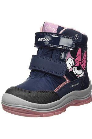 Geox B043WC0FU50, sneeuw. Baby-Meisjes 21 EU