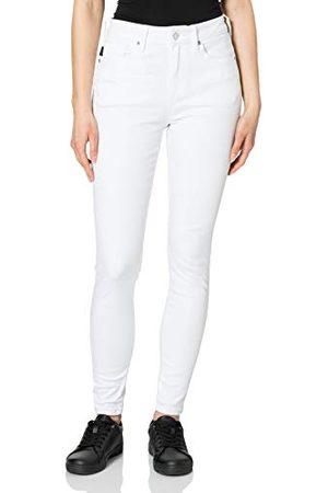 Superdry Skinny broek voor dames met hoge taille