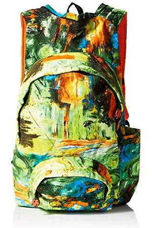 Morikukko Unisex-Adult Rugzak met capuchon Van Gogh Rugzak Multi kleuren (Van Gogh)
