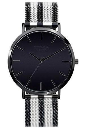 ORPHELIA Dames Analoog Kwarts Horloge Met Roestvrij Stalen Armband Of714834