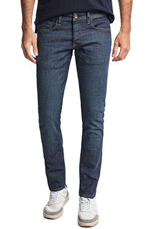 Salsa Clash jeans voor heren. - blauw - 16