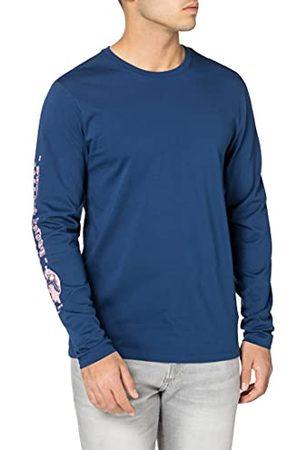 Hurley M Evd Exp Palm Trip LS Shirt voor heren