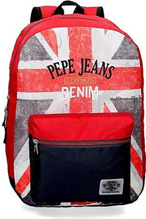 Pepe Jeans Calvin schoolrugzak 44 centimeter 21.12 meerkleurig