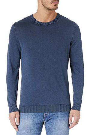 Daniel Hechter Gebreide trui met ronde hals voor heren.