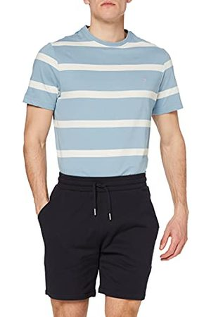 Farah Heren Shorts - Heren DURRINGTON Jersey Short, True Navy, M