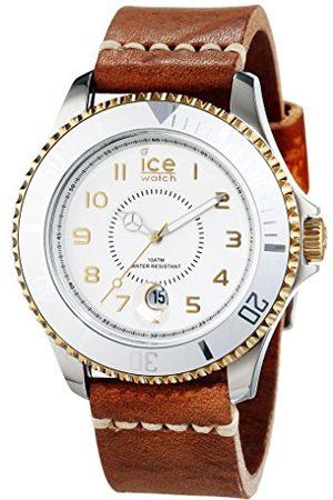 Ice-Watch Herenhorloge analoog kwarts leer HE.LBN.SG.B.L.14