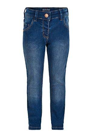 Minymo Power Stretch Slim Fit jeans voor meisjes.