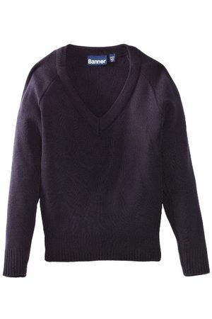 Blue Max Banner Unisex Premier Lc V-hals Pullover