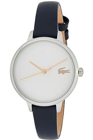Lacoste Dames analoog quartz horloge met lederen band 2001100