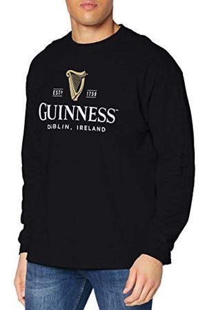 Guinness Heren Harp T-shirt met lange mouwen