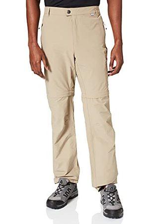 Regatta Mountain II waterafstotende sneldrogende stretch broek met zakken met rits