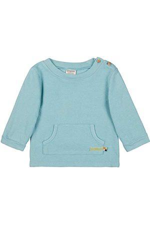 loud + proud Unisex Baby Sweat structuurpatroon, Gots gecertificeerd sweatshirt