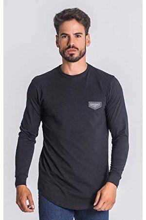 Gianni Kavanagh Black Core Long Sleeve Tee T-shirt voor heren
