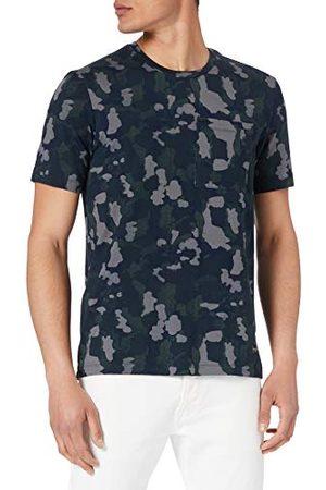 Marc O'Polo Body & Beach Marc O'Polo Body & Beach Mix Loungewear shirt ronde hals pyjama-bovendeel