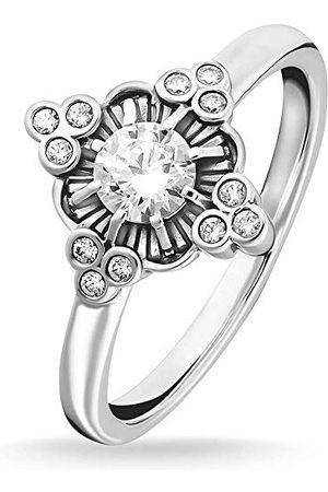 Thomas Sabo Ringen 925_sterling_zilver zirkonia ringmaat 50 TR2221-643-14-50