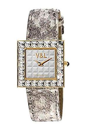 VL92 V&L Quartz Horloge Woman VL062602 GRIS