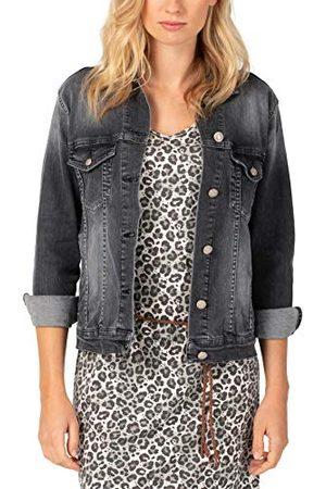 Timezone Dames Oversized Denim Jacket Jeansjas