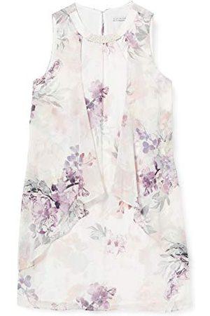 Gina Bacconi Vrouwen Mariette Floral Chiffon jurk