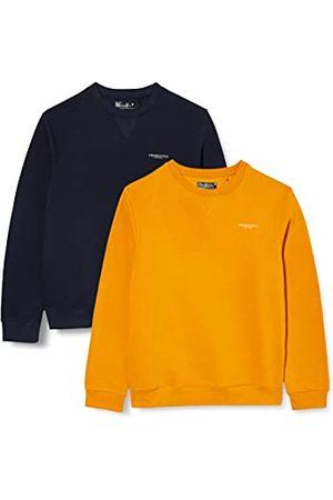 Crosshatch Mannen Traymax Crew Sweatshirt