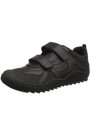Geox J Attack Jongens Low-Top Sneakers, ( C9999), 8.5 Kind UK (26 EU)