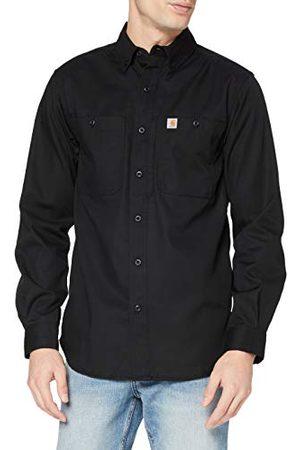 Carhartt Rugged Professional Long Sleeve Shirt Work Utility Shirt
