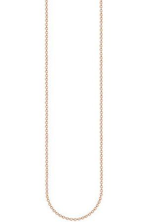 Thomas Sabo Damesketting zonder hanger zilver - KE1105-415-40-L90