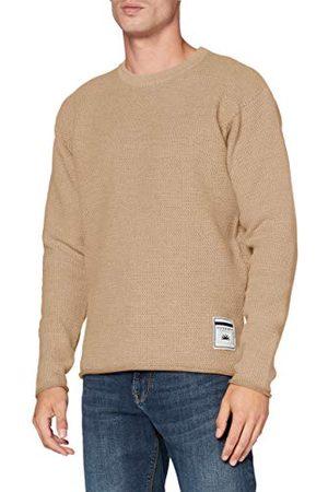 Scotch&Soda Heren Slightly Oversized Island Knit Pullover Sweater