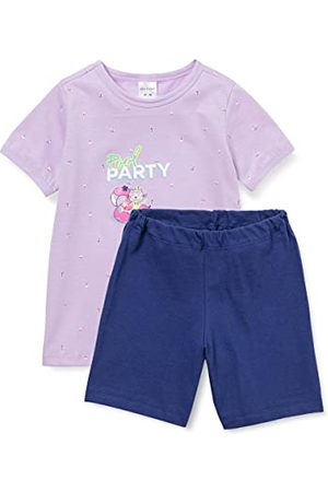 Schiesser Meisjes Cat Zoe pyjama kort pyjamaset