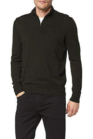 North Sails Half Zip Cotton Wool Pullover voor heren - - Medium