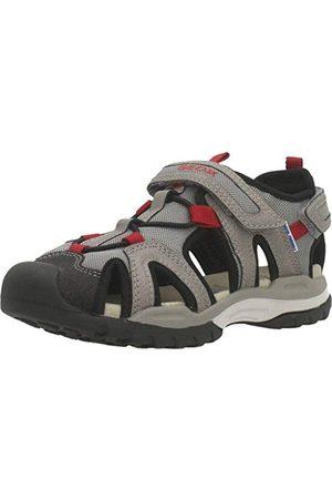 Geox J Borealis Boy A Gesloten sandalen voor jongens, C0051, 31 EU