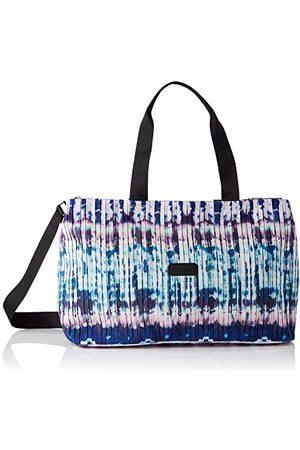Desigual Womens Duffle Bag PLEATS BLACK, 5095 INDIGO, U LUGGAGE, BLUE, U