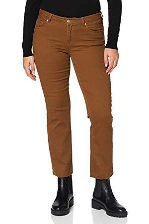 VERO MODA VMSHEILA MR KICK FLARE JNS GA COLOR jeansbroeken, Emperador, M/34L