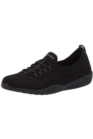 Skechers 100033 BBK, Sneakers voor dames 23.5 EU