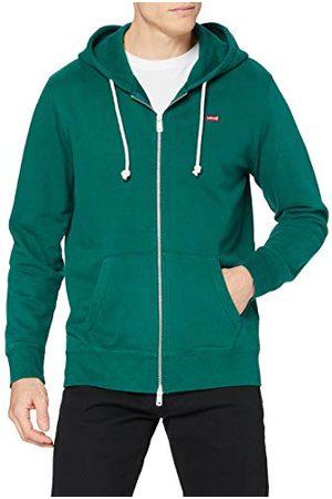 Levi's Heren New Original Zip Up Sweatshirt