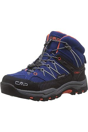 CMP Rigel Mid Shoe Wp Trekking- en wandellaarzen, uniseks, Marine Tango 05md, 41 EU