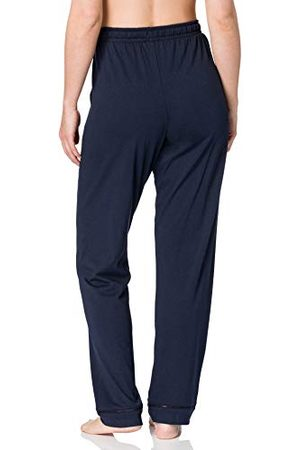 Schiesser Dames mix + Relax jerseybroek lang pyjamabroek
