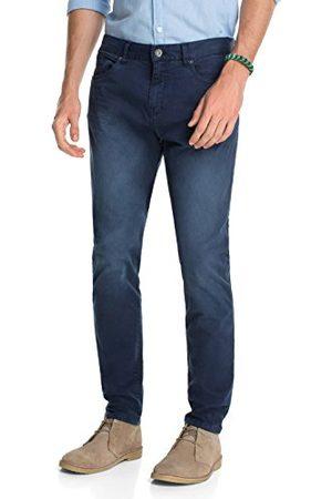 Esprit Slim herenbroek 5 pocket met stretch-aandeel