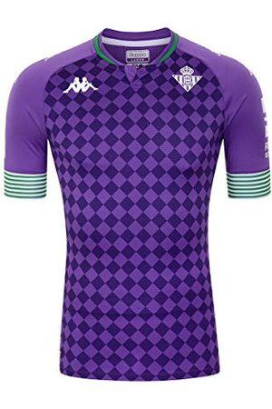 Kappa Real Betis uitshirt voor heren, violet/ , 3XL