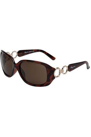Burgmeister SBM125-242 SBM125-242 Zonnebril voor dames, met 100% uv-bescherming, met stabiele polycarbonaat-fitting, hoogwaardige brillenkoker, brillenzakje