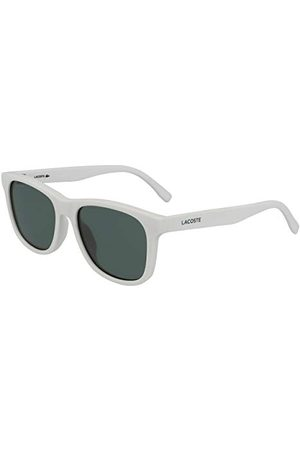 LACOSTE EYEWEAR Heren Unisex White zonnebril, 5116