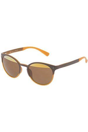 Police Unisex volwassenen SPL162V506L2H zonnebril, (Marrón), 50